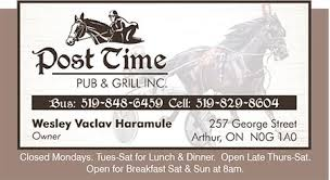 Post Time Bar & Grill